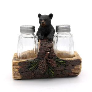 Bear Salt & Pepper Holder