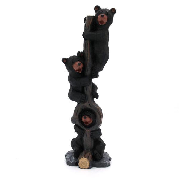 Three Bears climbing a tree