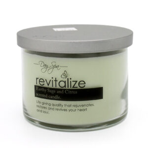 Day Spa Candle - Revitalize