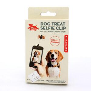 Dog Treat Selfie