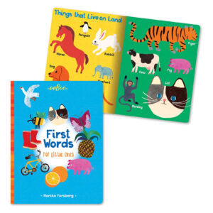 first words for little ones book