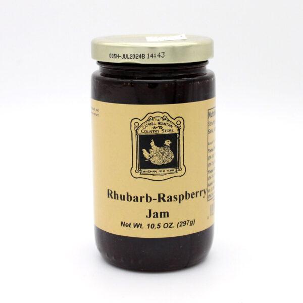 Rhubarb Raspberry Jam - Front