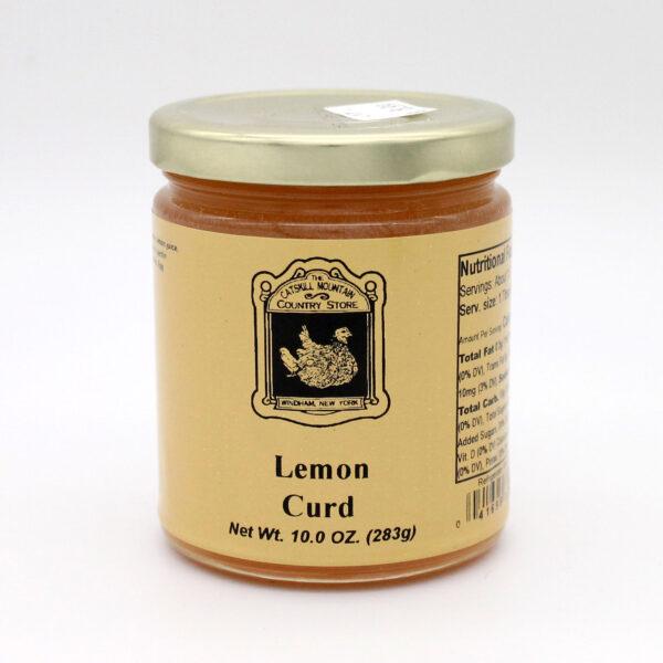 Lemon Curd - Front