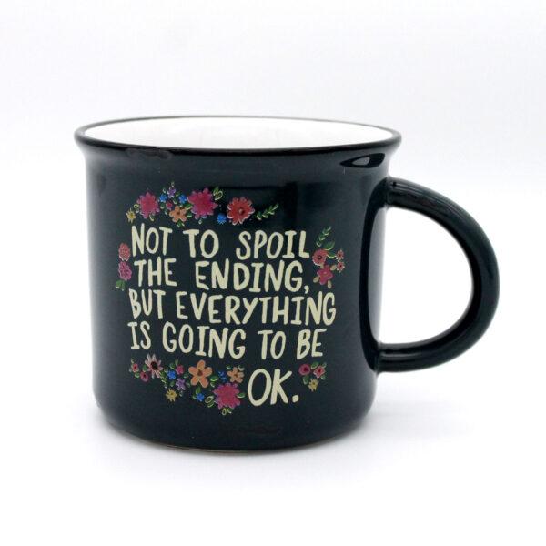 mug not to spoil ending