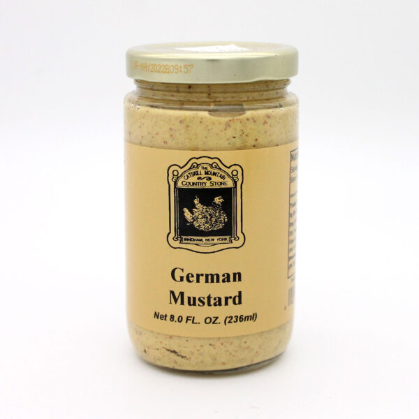 mustard german
