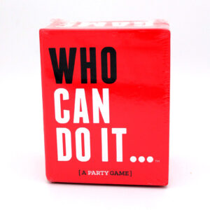 who can do it