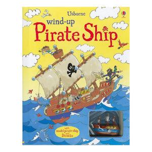 wind up pirate ship